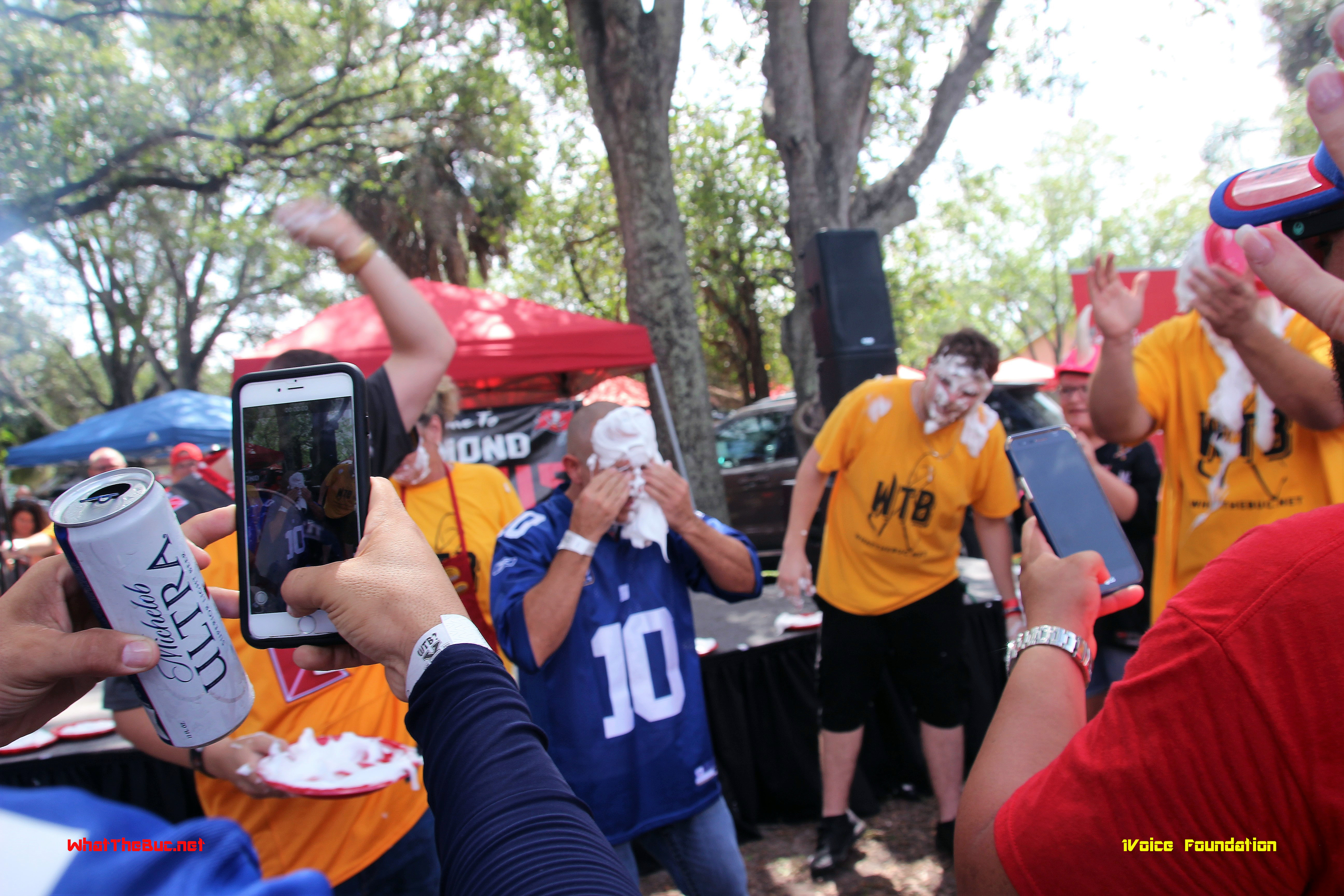 WTB Giants Tailgate for 1Voice